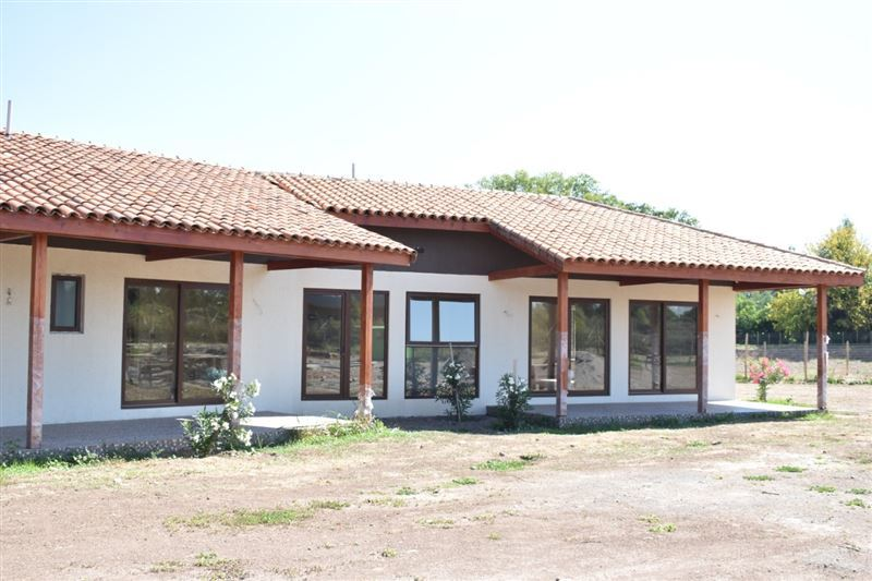 casa, parcela en venta en calera de tango - berrios zegers - ficha de propiedad