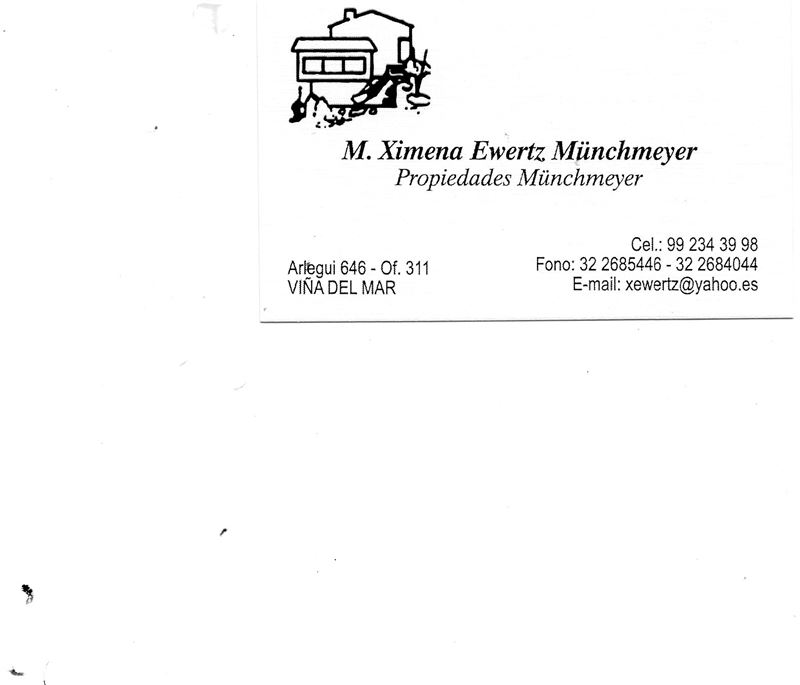 Ximena Ewertz Münchmeyer