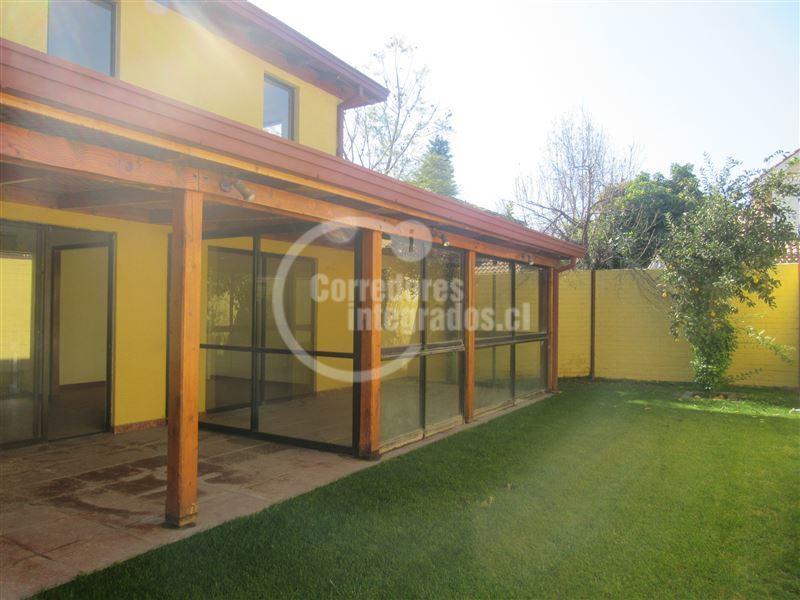 Casa En Venta En Huechuraba Corredores Integrados Ficha