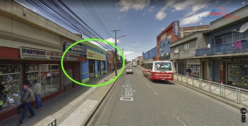Local Comercial en Arriendo en General Mackenna esquina Cruz