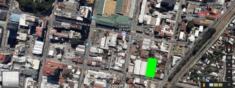 Local Comercial en Venta en Bello esquina Barros Arana