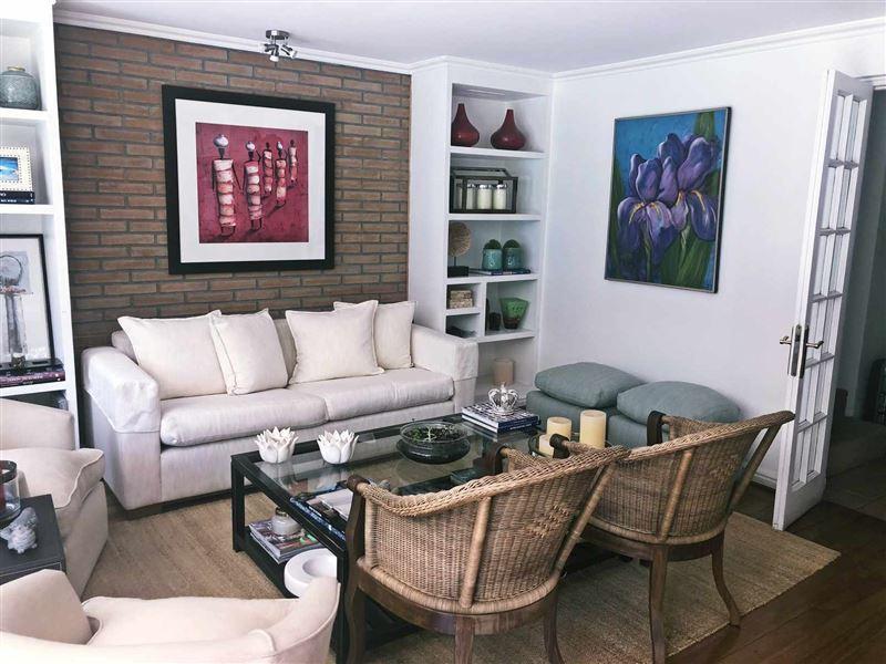 Casa en venta Lo Barnechea sector Dehesa Central