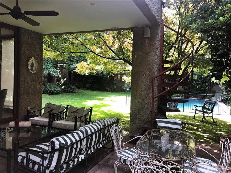 Casa en venta Lo Barnechea sector Jardín Dehesa