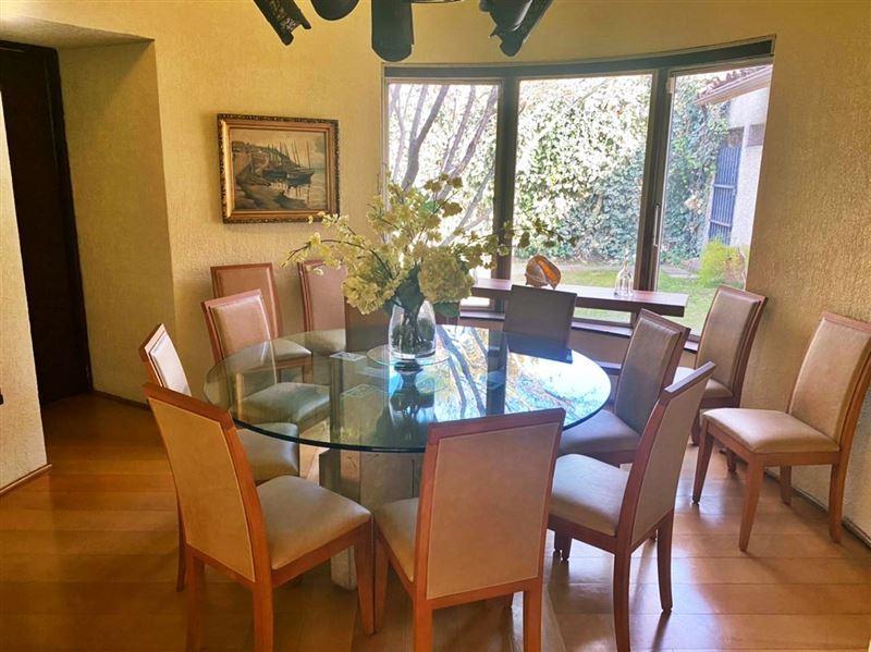 Casa en venta Lo Barnechea sector Huinganal - Gino Girardi